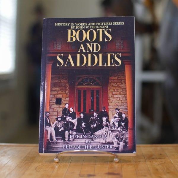 Boots & Saddles Book