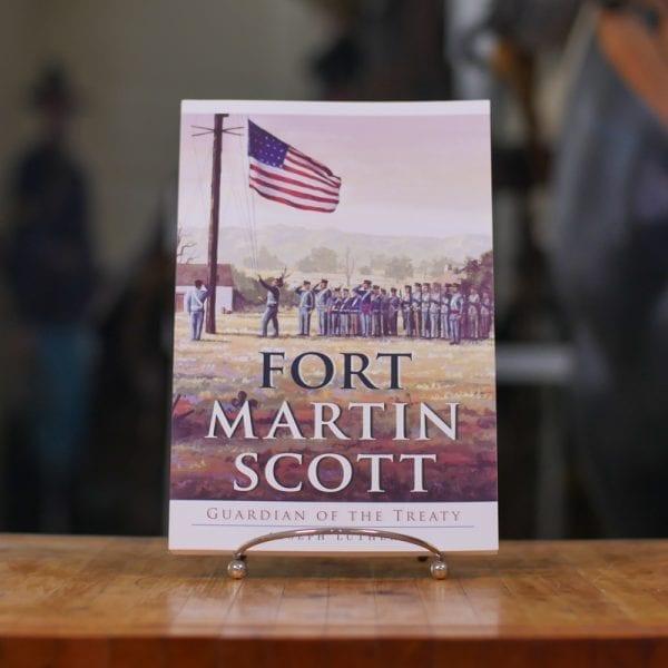 Fort Martin Scott Book