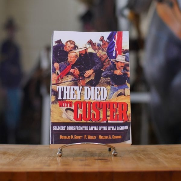 They Died With Custer Book