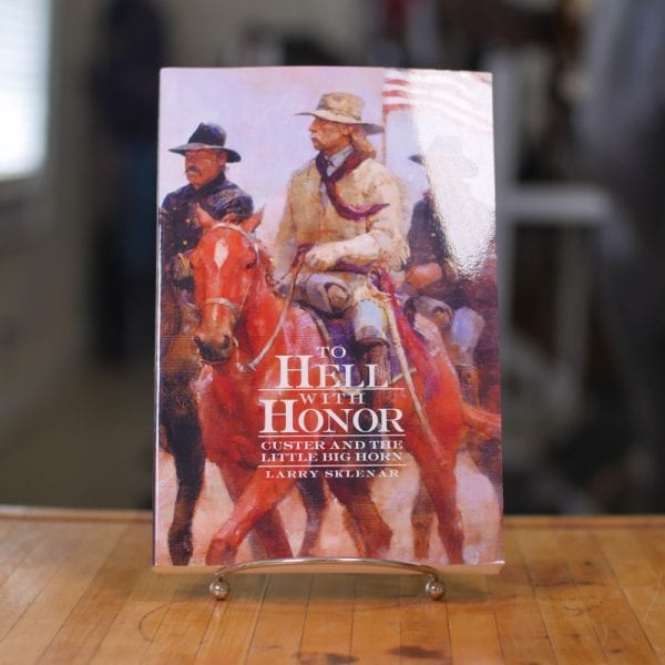 To Hell With Honor Book