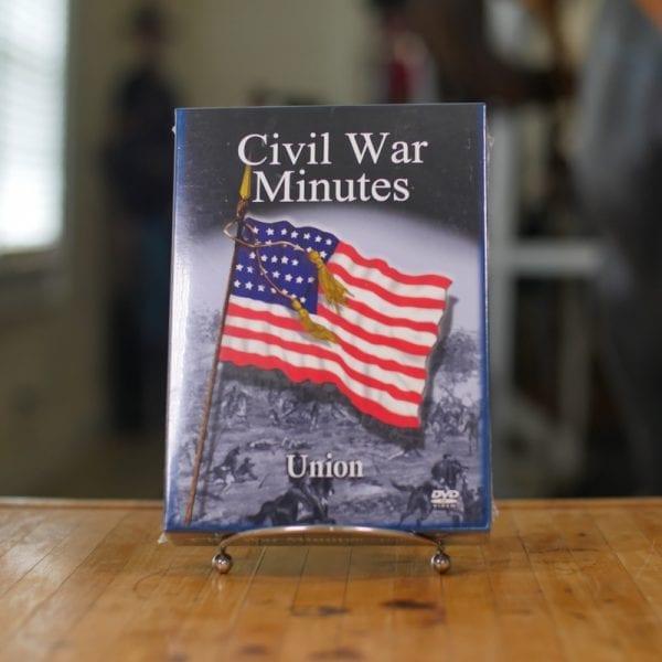 Civil War Minutes Union DVD