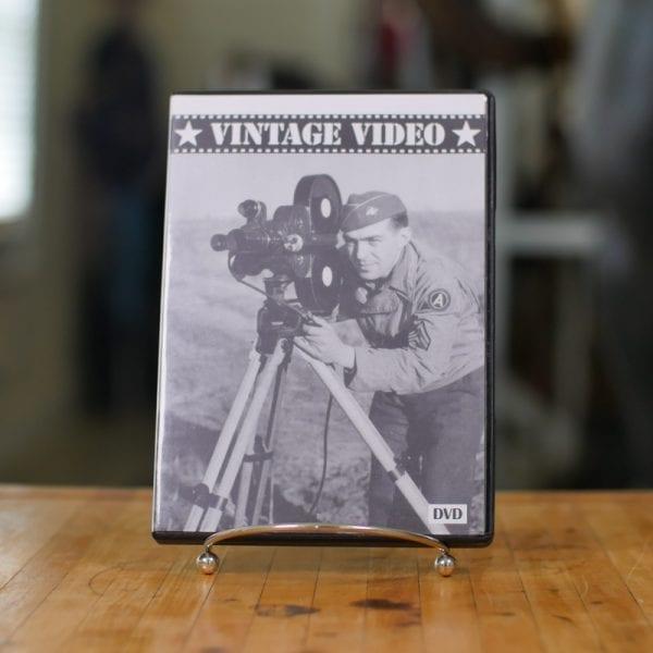 Vintage Video: Pack Transportation