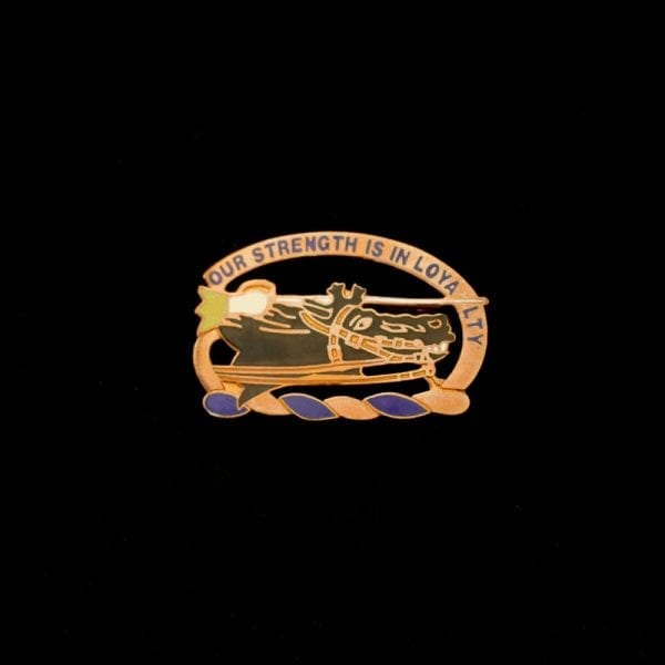 26th Cavalry Insignia Pin