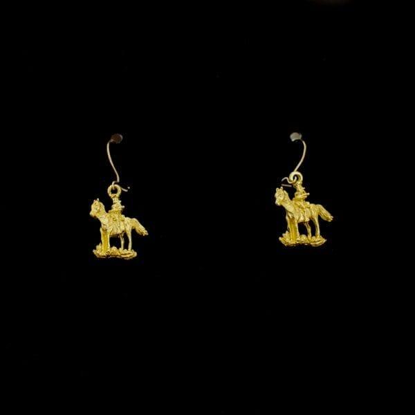 Ol' Bill Earrings