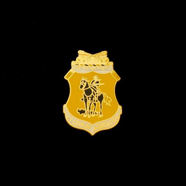 USCA Lapel Pin Insignia Horse