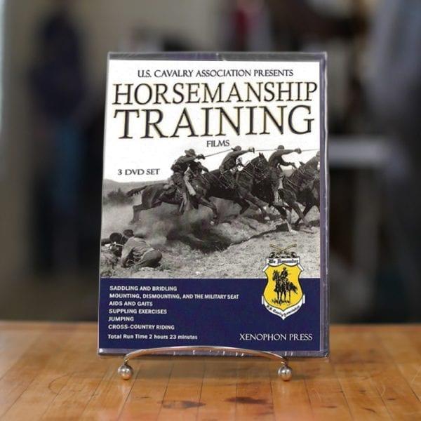 Horsemanship Training DVD