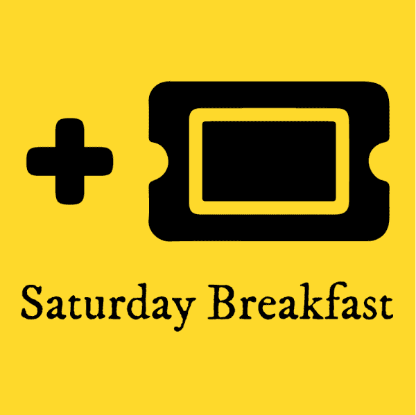 Plus One Ticket Icon for Saturday Breakfast
