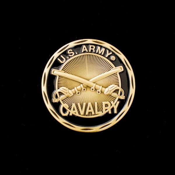 US CAVALRY COIN