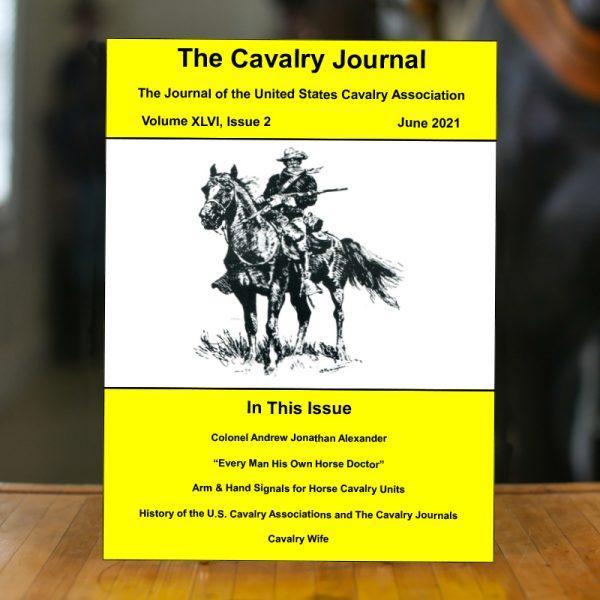June 2021 Cavalry Journal